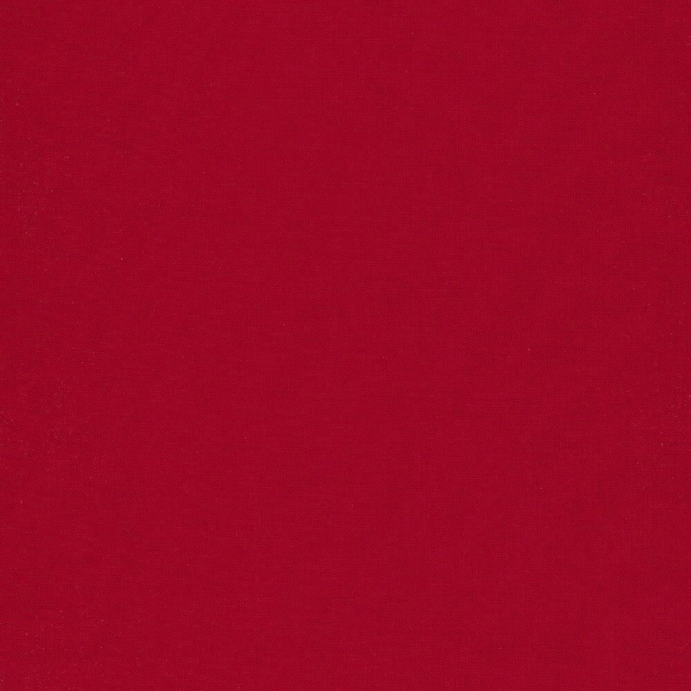 Solid red fabric | Shabby Fabrics
