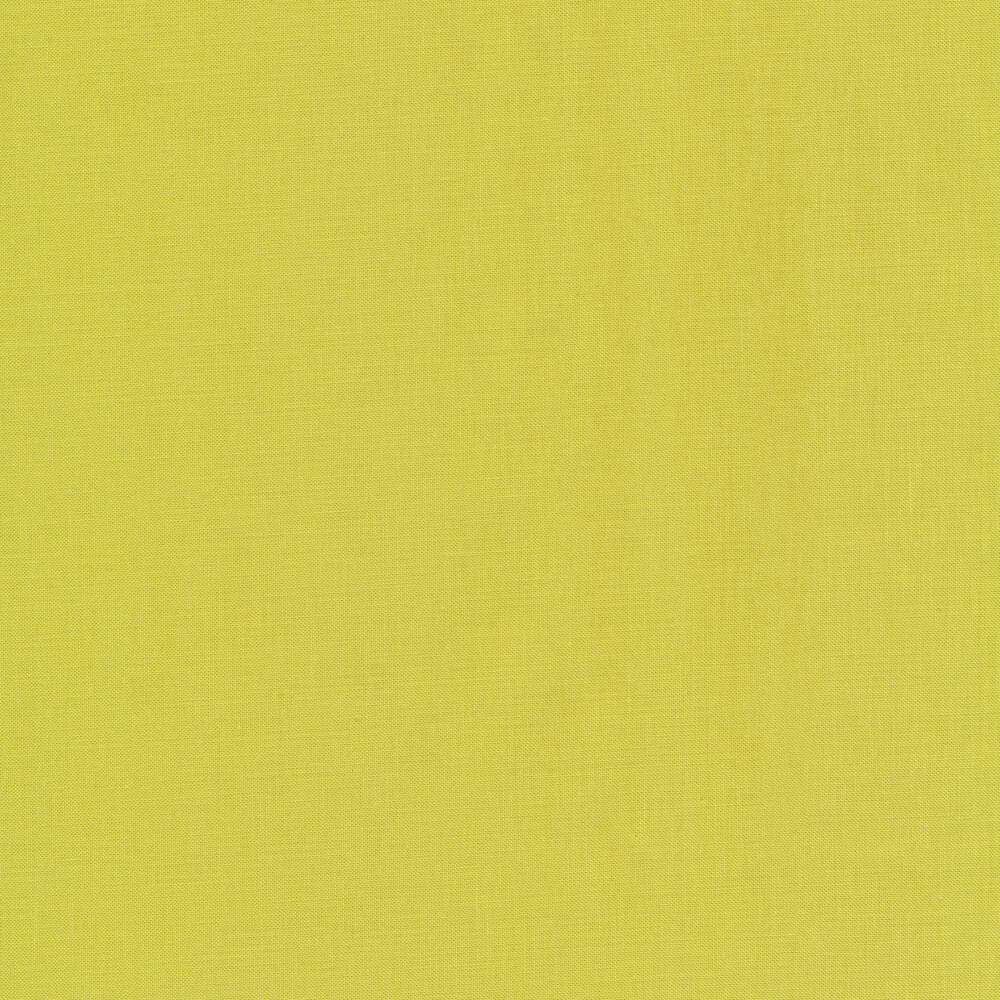 Solid chartreuse fabric | Shabby Fabrics