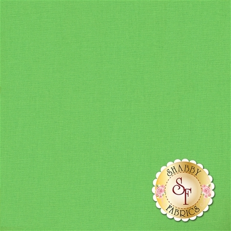 Bella Solids 9900-189 Kiwi by Moda Fabrics