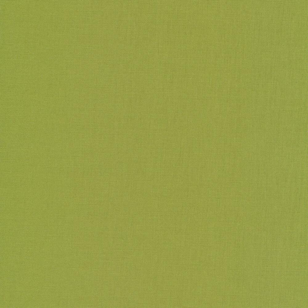 Solid leaf green fabric | Shabby Fabrics