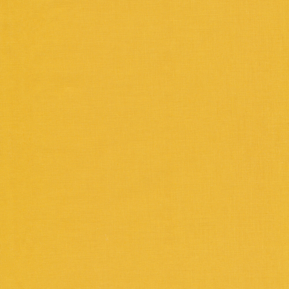 Solid mustard yellow fabric | Shabby Fabrics