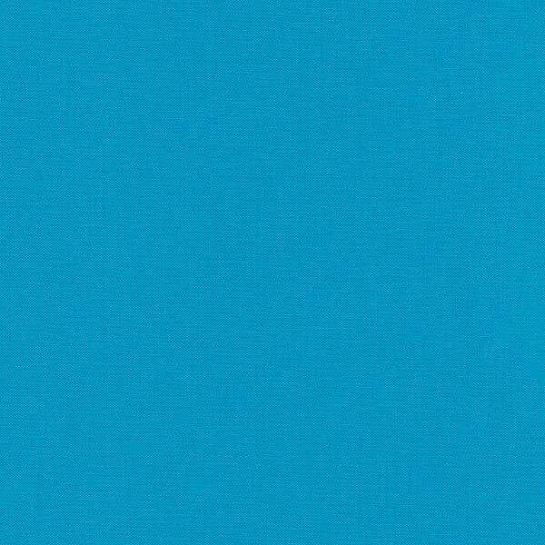 Bella Solids 9900-226 Bright Turquoise by Moda Fabrics
