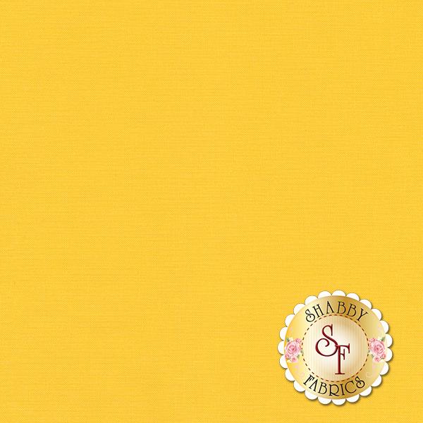 Bella Solids 9900-24 Yellow by Moda Fabrics