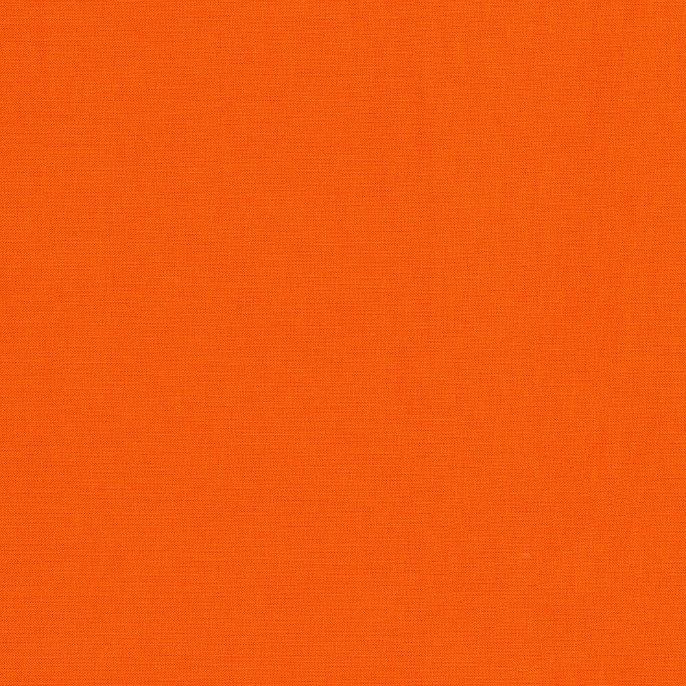 Bella Solids 9900-255 Tangerine by Moda Fabrics