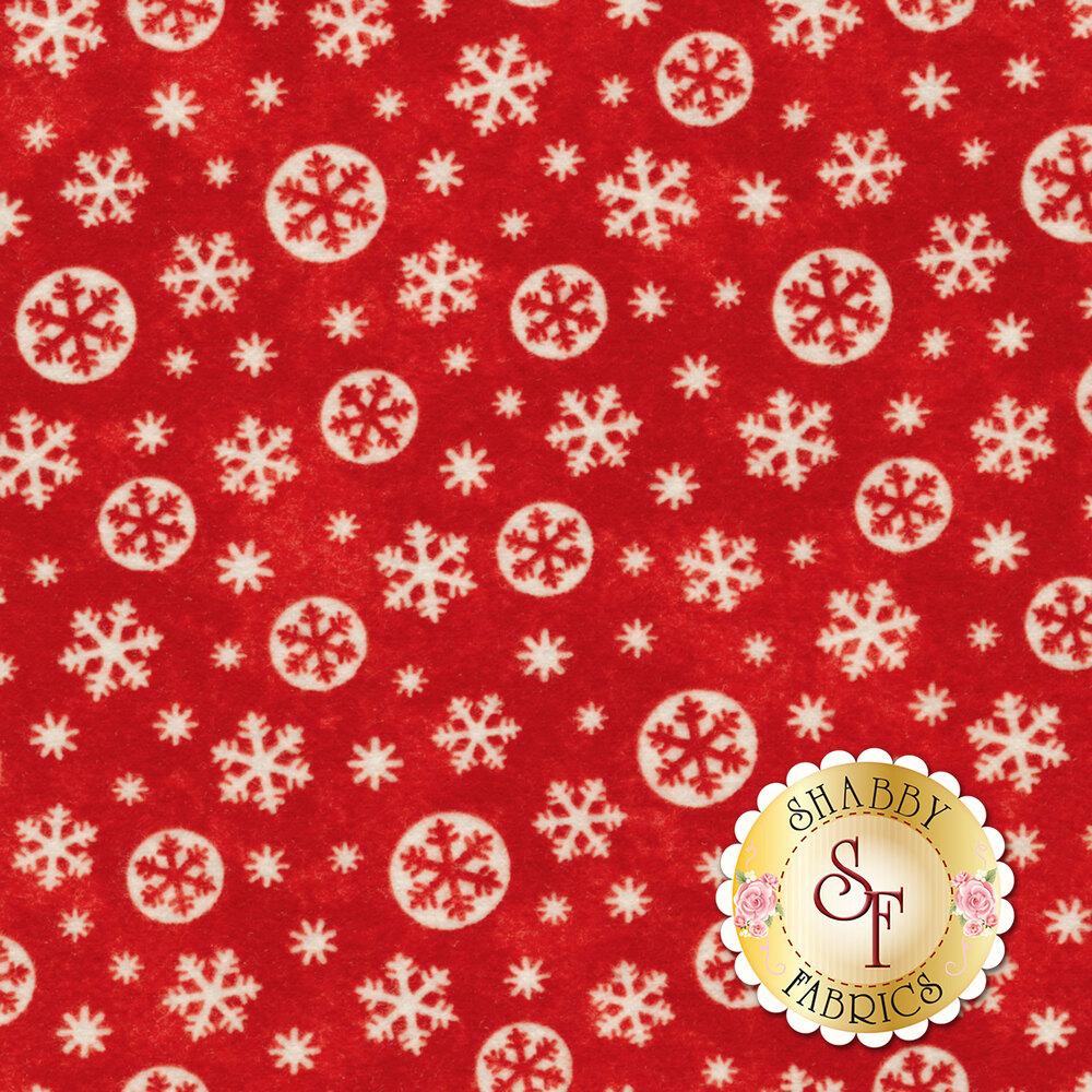 Below Zero Flannel F22457-24 for Northcott Fabrics