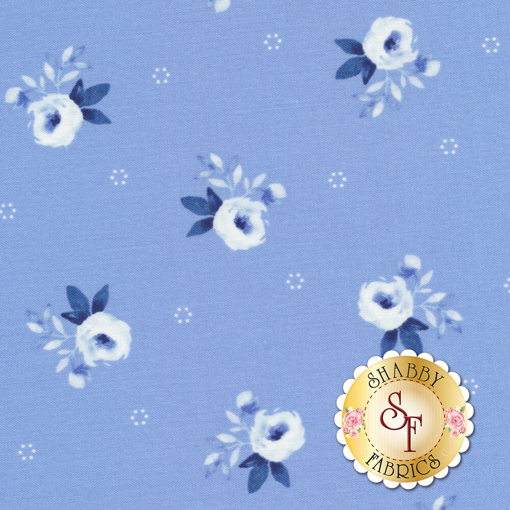 Bequest 3587-002 Crisp Morning Hope Chest Available at Shabby Fabrics