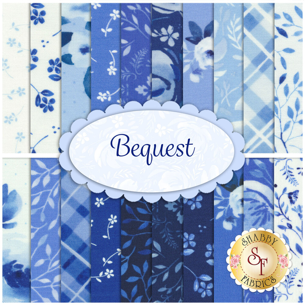 Bequest  20 FQ Set by RJR Fabrics Available at Shabby Fabrics