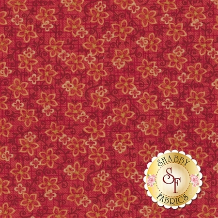 Berries & Blossoms 8834-22 by Henry Glass Fabrics REM