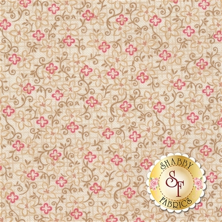 Berries & Blossoms 8834-44 by Henry Glass Fabrics