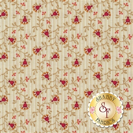 Berries & Blossoms 8835-44 by Janet Rae Nesbitt for Henry Glass Fabrics