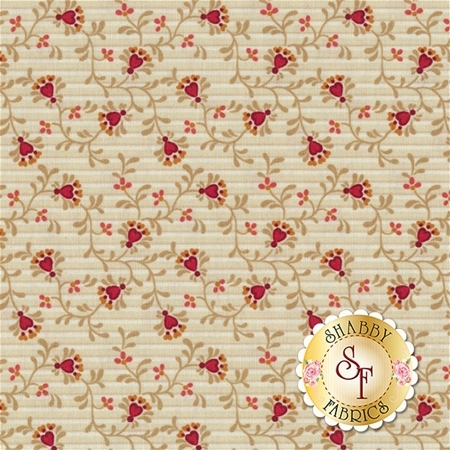 Berries & Blossoms 8835-44 by Henry Glass Fabrics