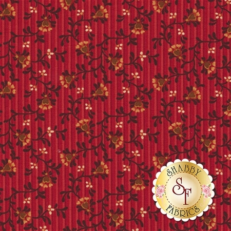 Berries & Blossoms 8835-88 by Henry Glass Fabrics