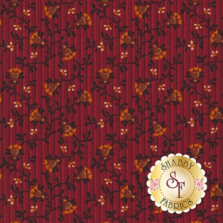 Berries & Blossoms 8835-89 by Henry Glass Fabrics