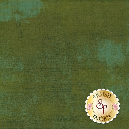Grunge Basics 30150-367 Pine by Moda Fabrics