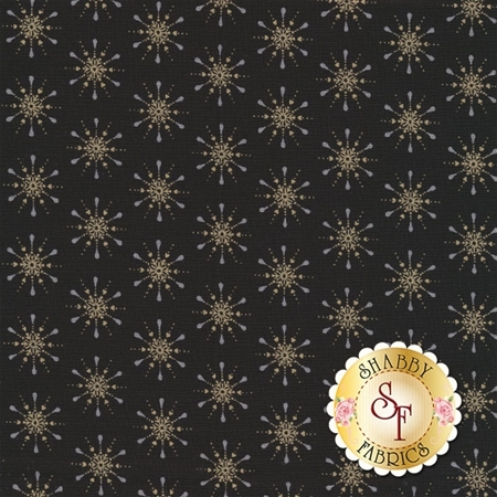 Berry Merry 30475-19 Charcoal by BasicGrey for Moda Fabrics