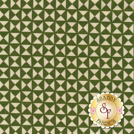 Berry Merry 30476-16 Pine by BasicGrey for Moda Fabrics