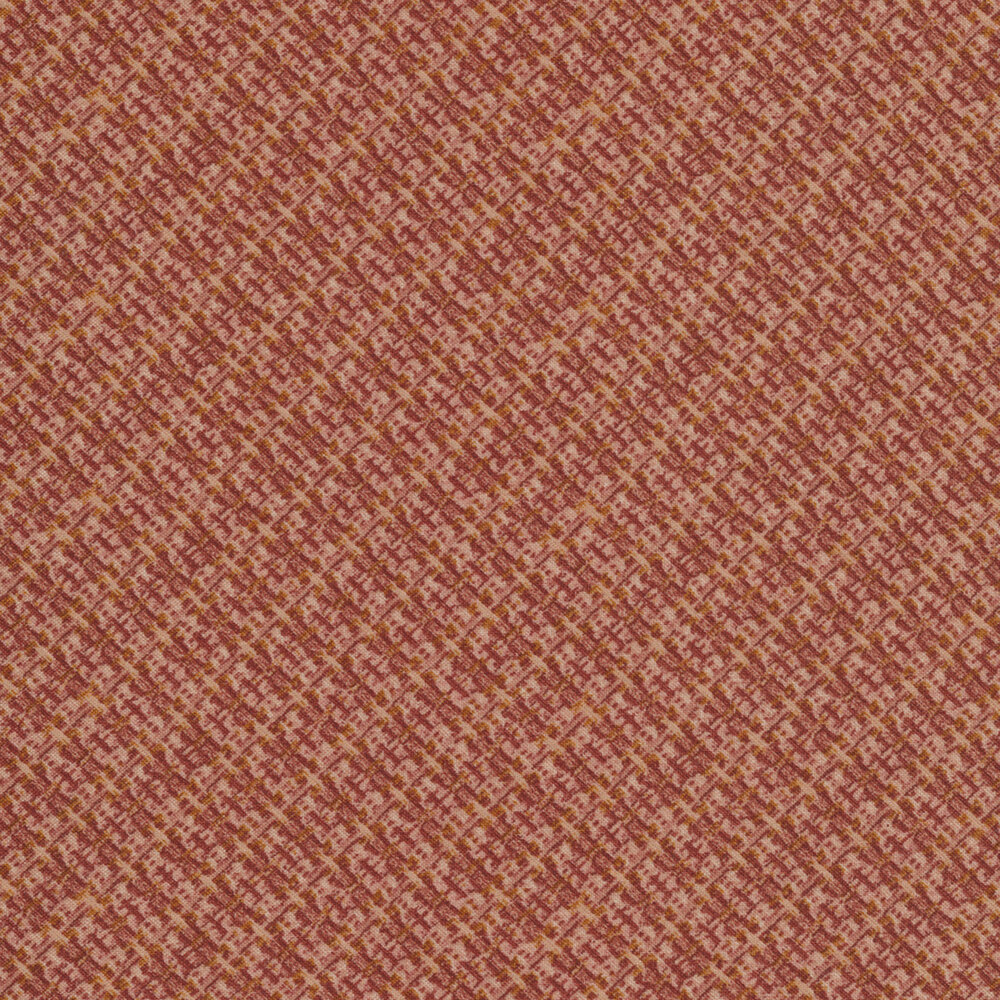 Best of Days 2452-22 is a beautiful red textured fabric by Henry Glass Fabrics