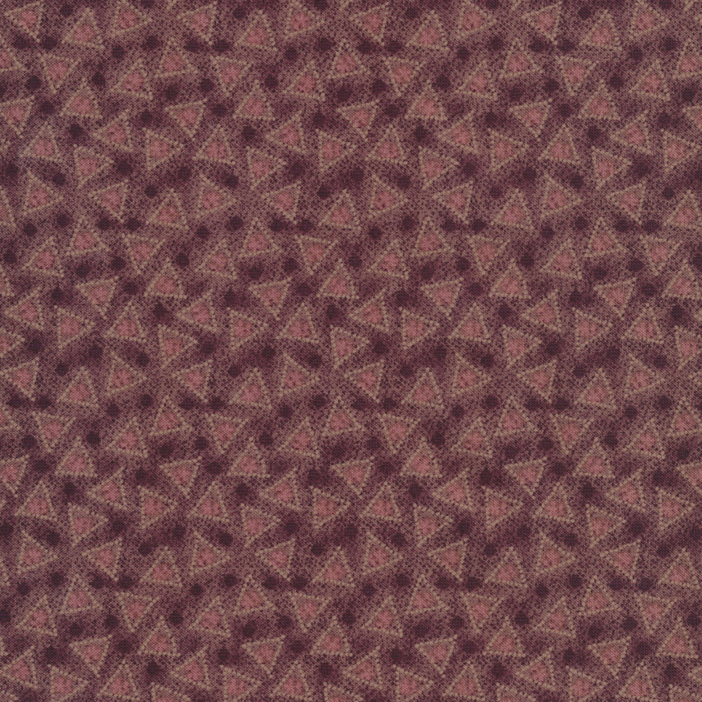 Best of Days 2454-55 is a unique textured purple fabric by Henry Glass Fabrics