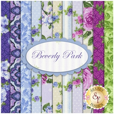 Beverly Park  11 FQ Set by RJR Fabrics