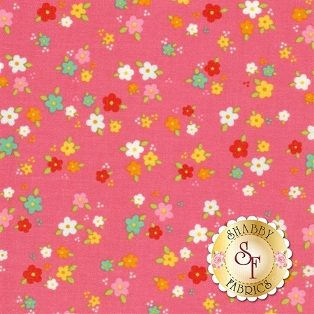 Bloom Where You're Planted C6854-PINK by Riley Blake Designs- REM