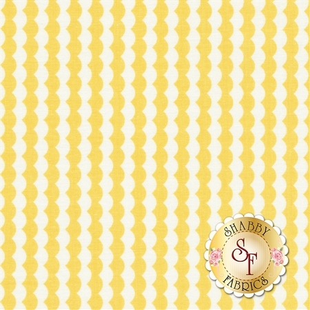 Bloom Where You're Planted C6855-YELLOW by Riley Blake Designs