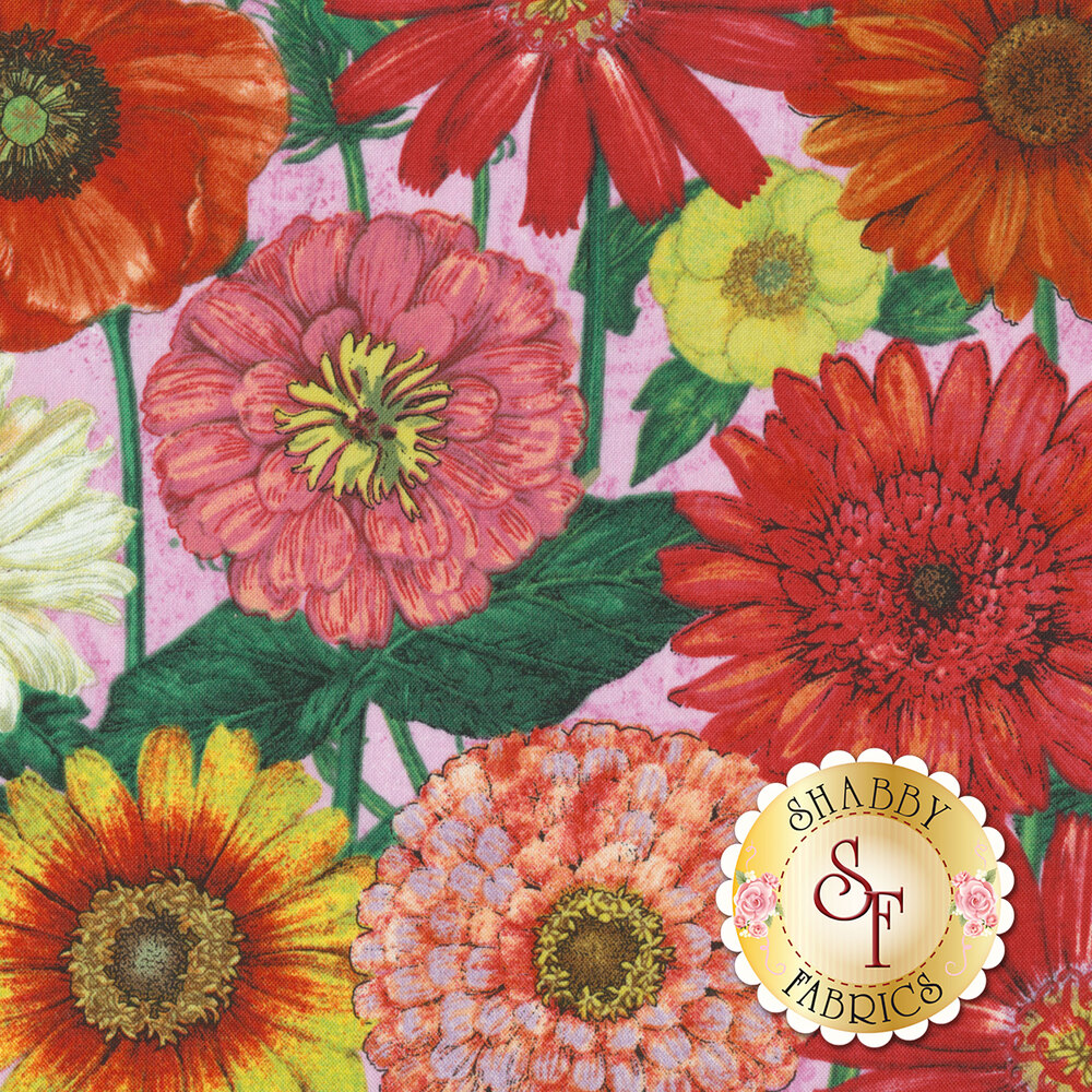 Blossom & Bloom 74201-353 Available at Shabby Fabrics