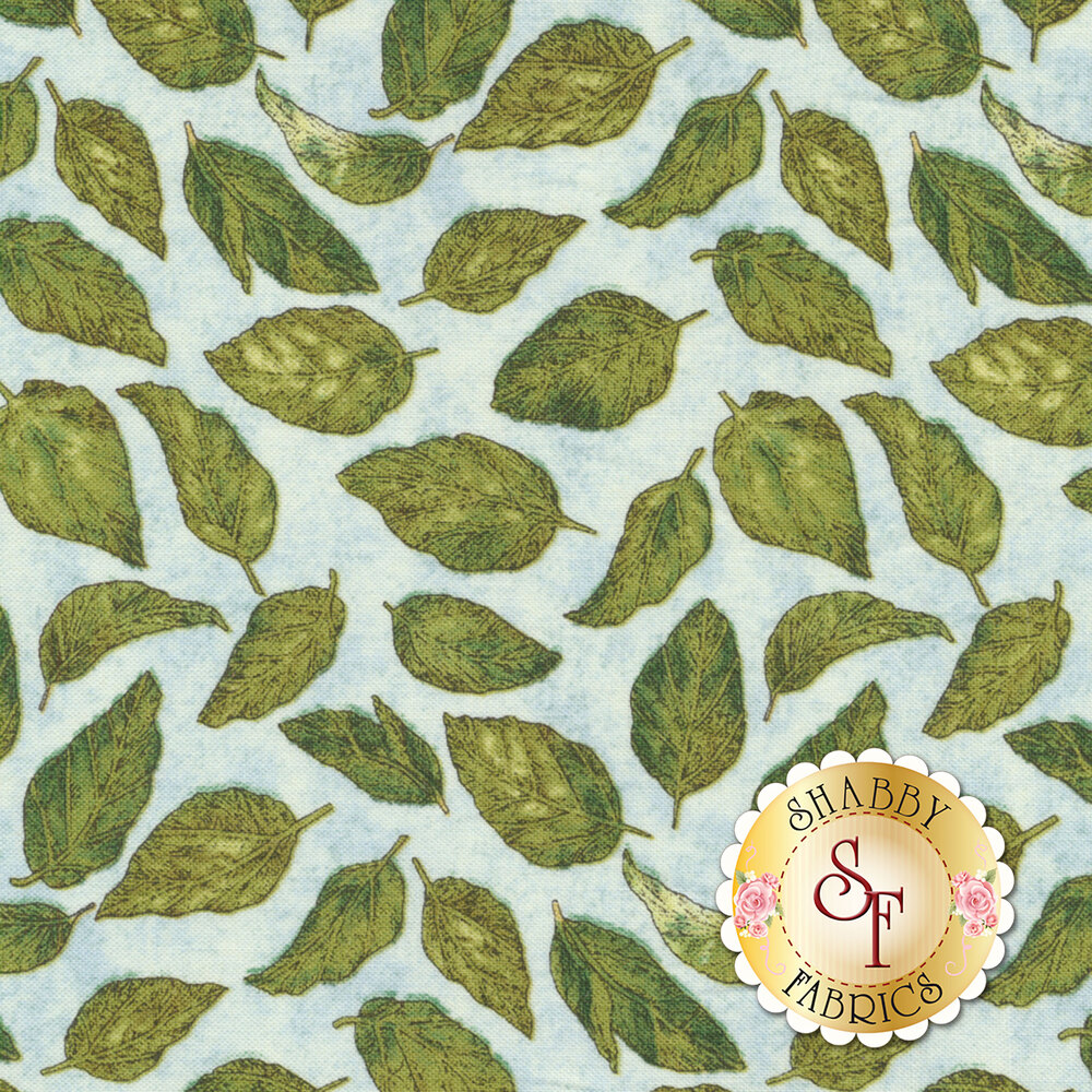 Blossom & Bloom 74204-777 by Wilmington Prints available at Shabby Fabrics