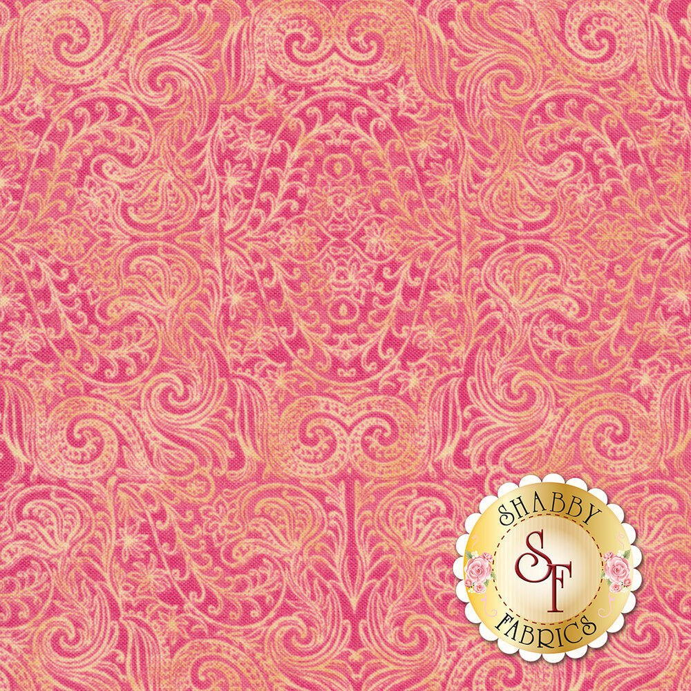 Blossom & Bloom 74205-333 by Wilmington Prints available at Shabby Fabrics