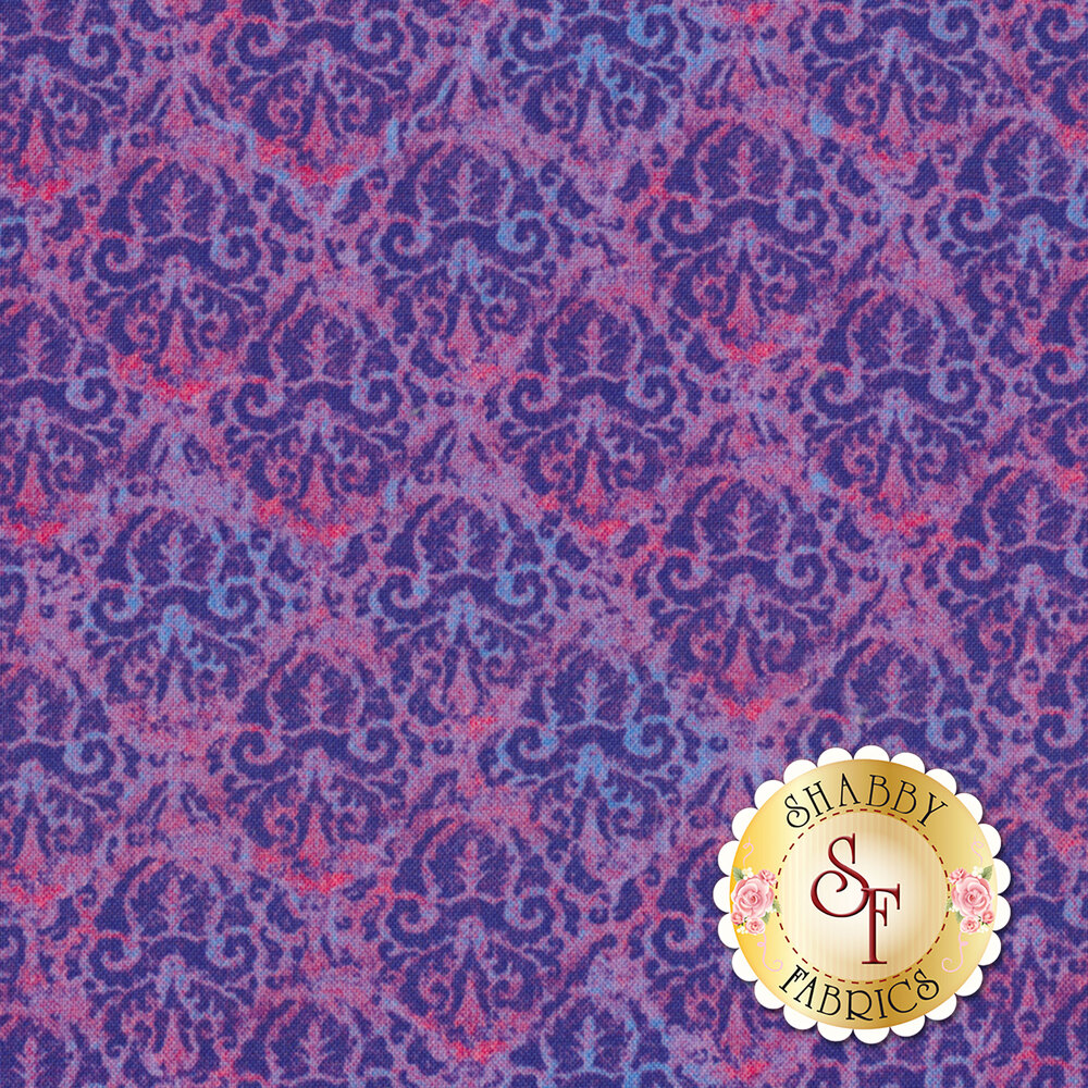 Blossom & Bloom 74206-636 by Wilmington Prints available at Shabby Fabrics