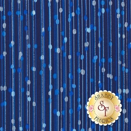 Blue Brilliance 8813P-55 by Benartex Fabrics