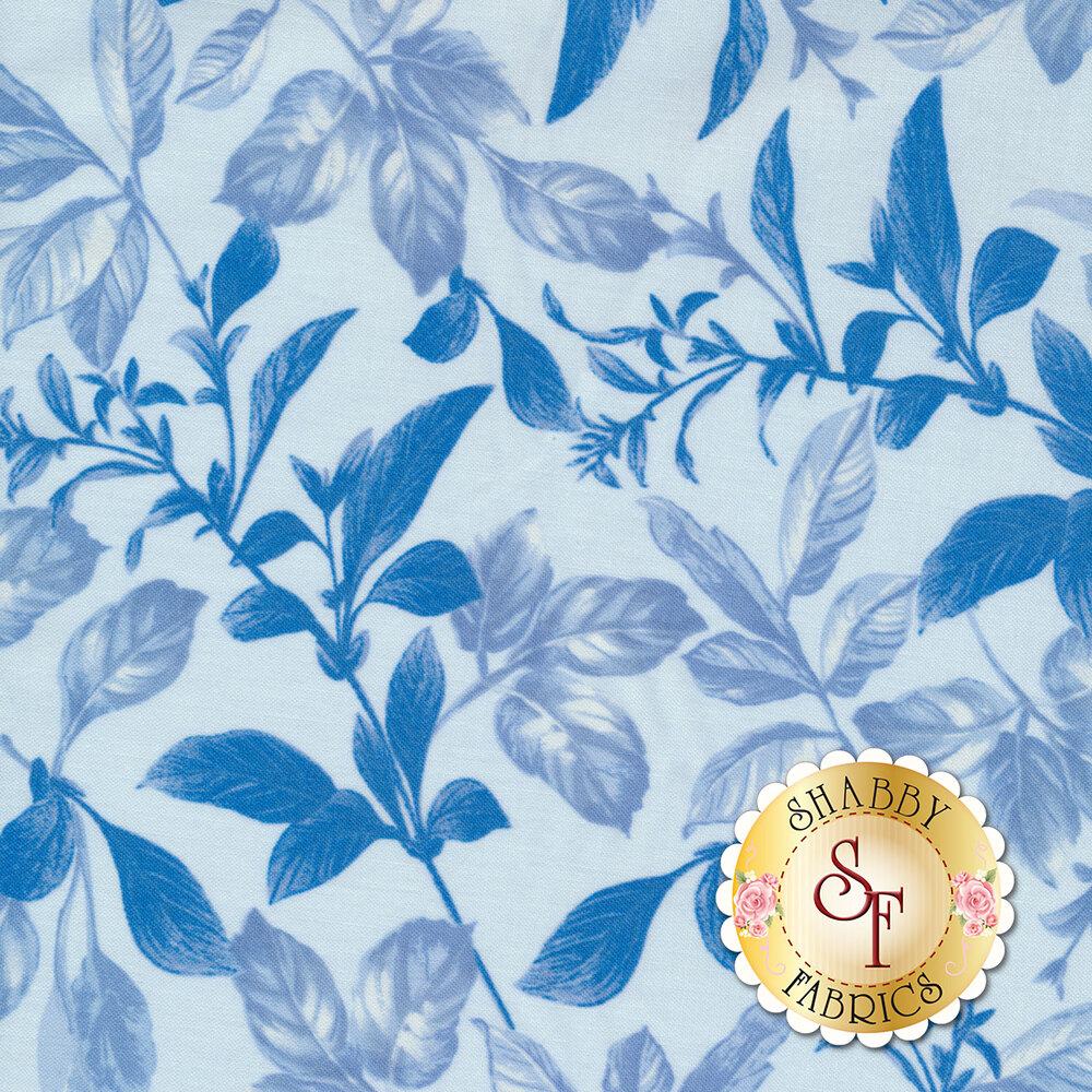 Blue Symphony 8937-50 by Kanvas Studios for Benartex Fabrics