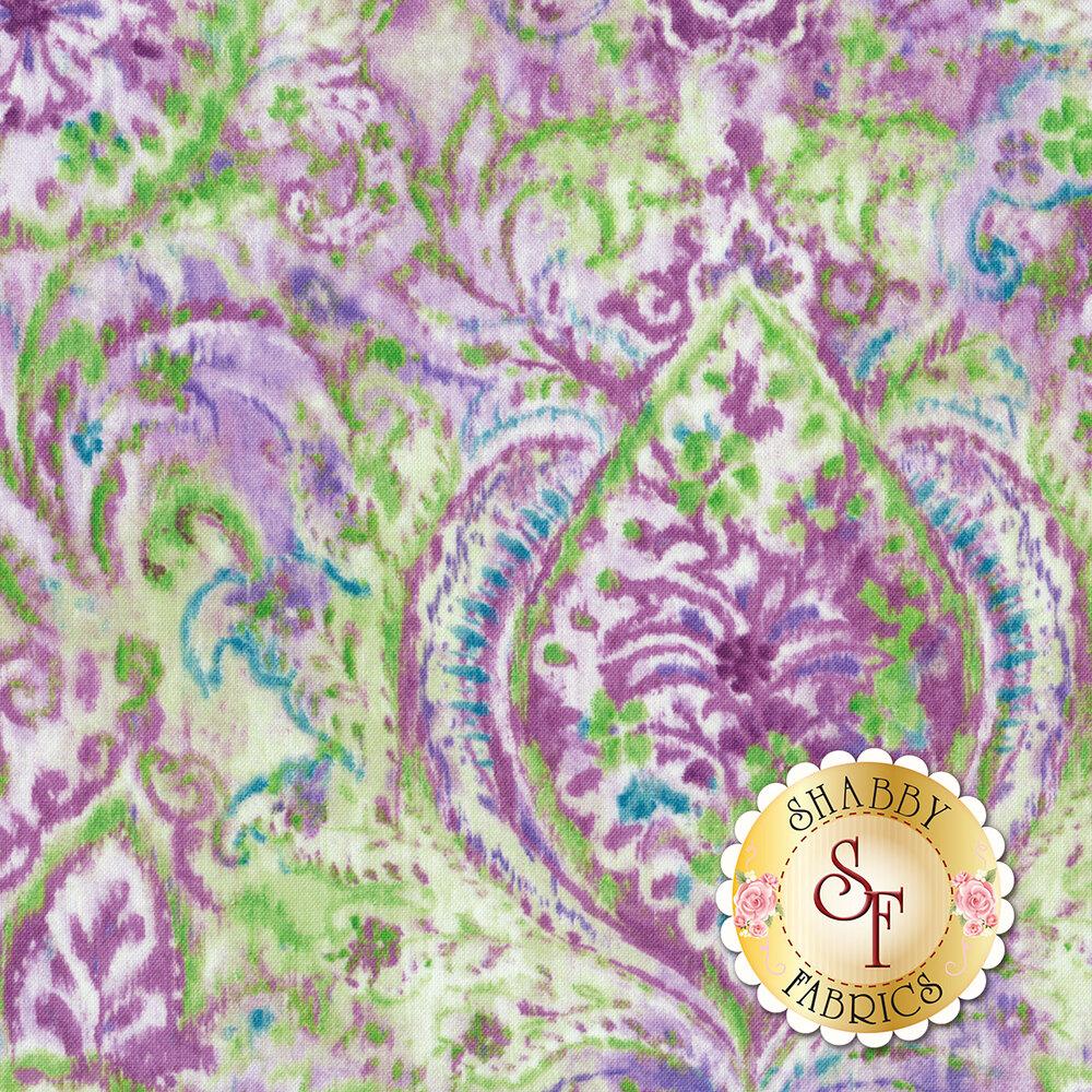 Bohemian Dreams 89190-167 Boho Paisley Purple