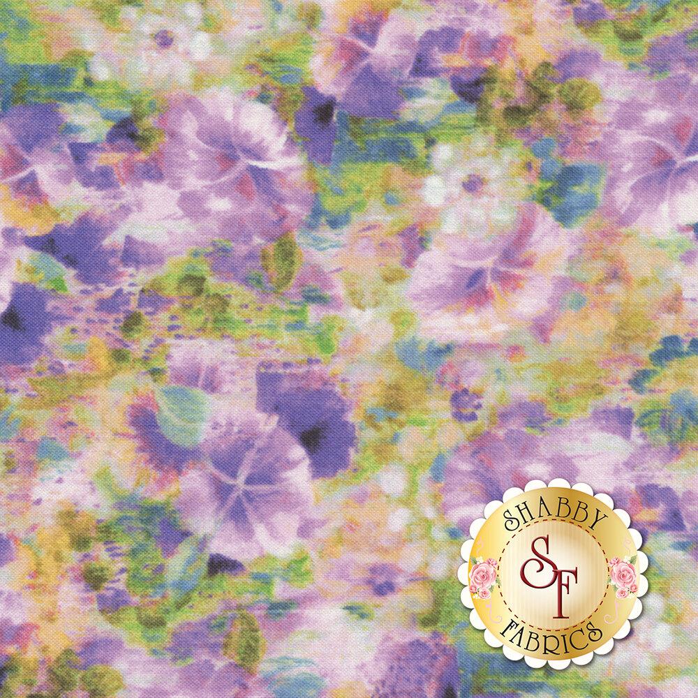 Bohemian Dreams 89194-674 Flowers A/O Purple
