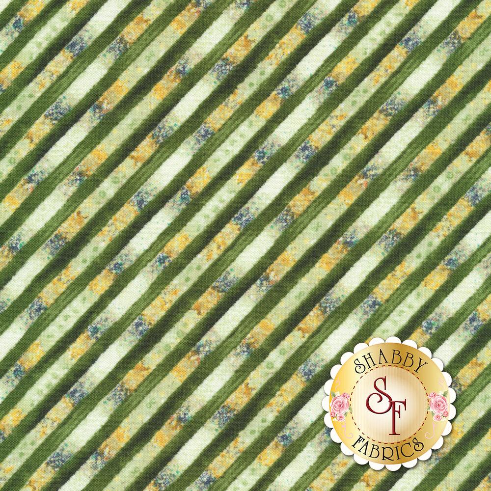 Bohemian Dreams 89197-775 Stripe Green