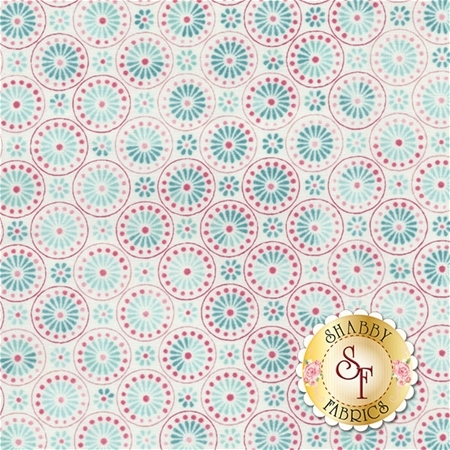 Bohemian Manor II 7JYF1 by In The Beginning Fabrics