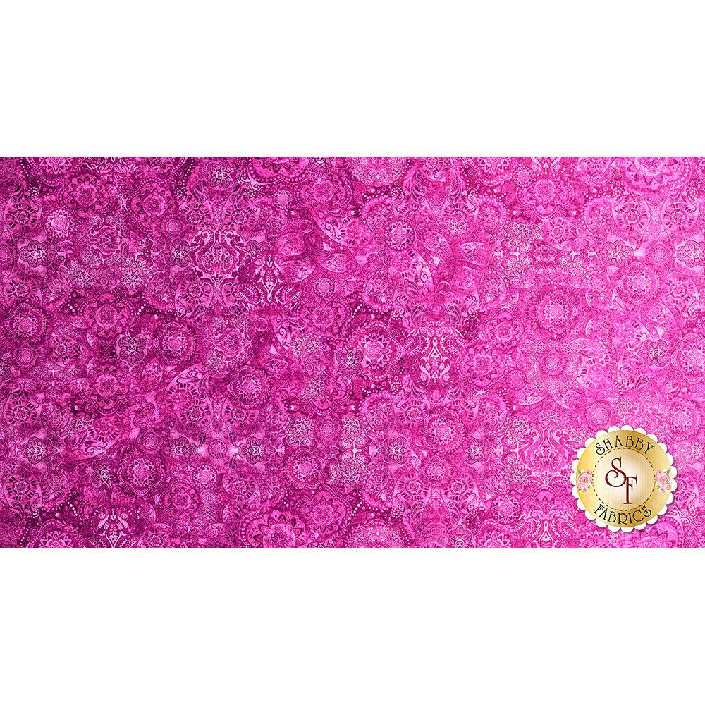 Bohemian Rhapsody 26956-P Sugar Magnolia by Quilting Treasures Fabrics REM