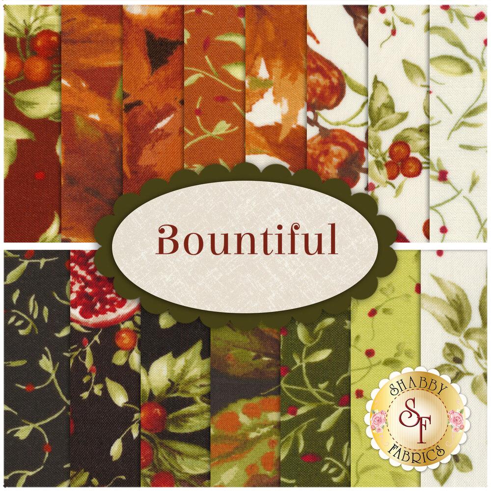 Bountiful 15 FQ Set by Maywood Studio