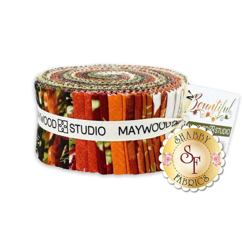 """Bountiful  2 1/2"""" Strips by Maywood Studio"""