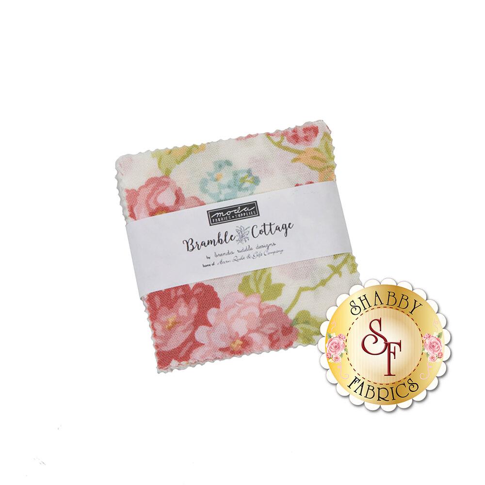Bramble Cottage Charm Pack by Moda Fabrics | Shabby Fabrics