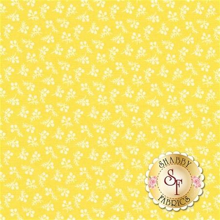 Bree 2135-3 Berry Dot Yellow by Nancy Halvorsen for Benartex Fabrics