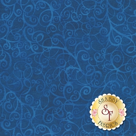 Breeze Basics  C4843-BLUE by Timeless Treasures Fabrics REM