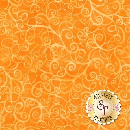 Breeze Basics C4843-ORANGE by Timeless Treasures Fabrics