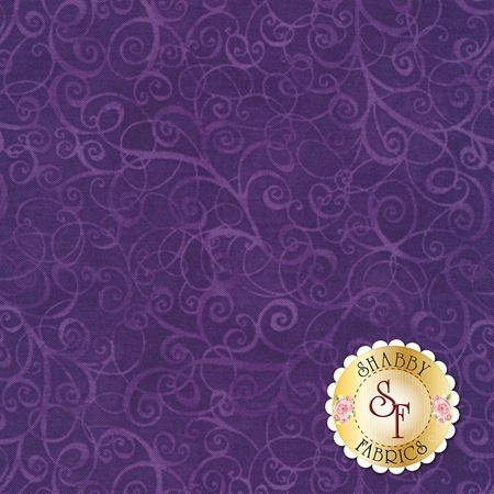 Breeze Basics C4843-PURPLE by Timeless Treasures Fabrics