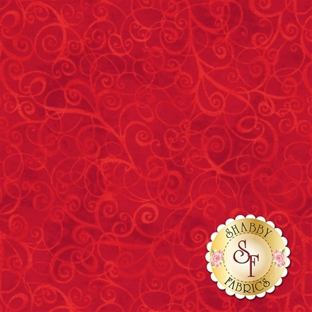 Breeze Basics C4843-RED by Timeless Treasures Fabrics