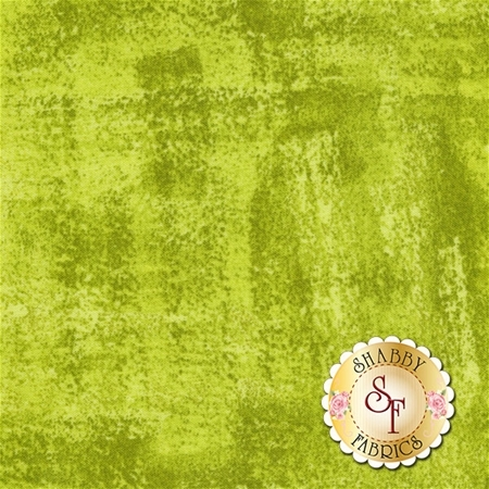 Brushline A-8537-G2 Lime by Kim Schaefer for Andover Fabrics