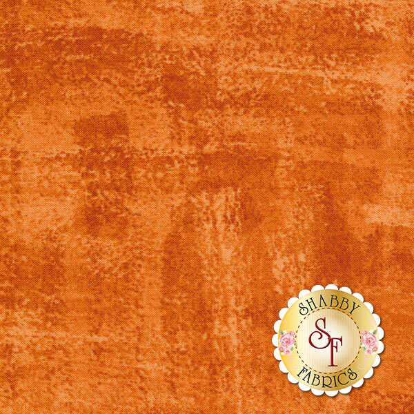 Brushline A-8537-O2 Carrot by Kim Schaefer for Andover Fabrics