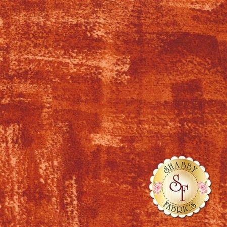 Brushline A-8537-O3 Pumpkin by Kim Schaefer for Andover Fabrics