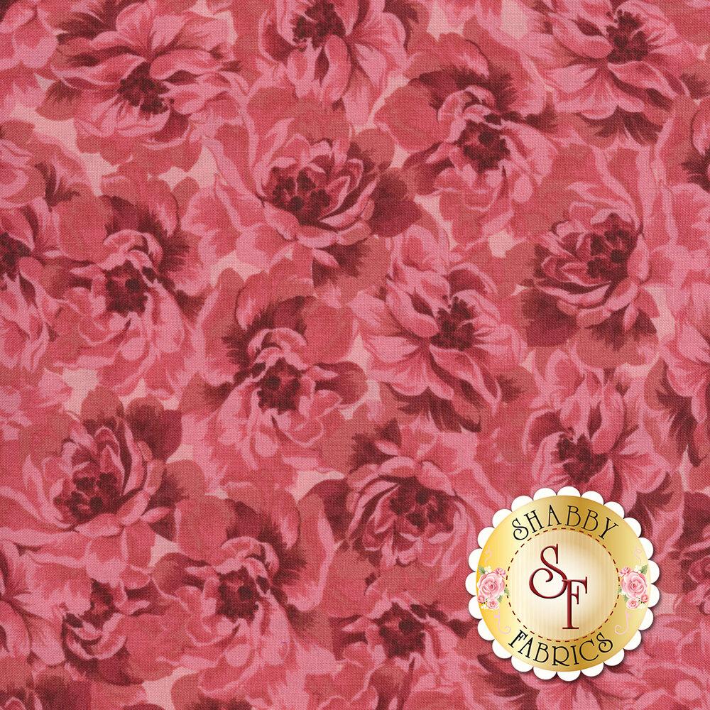 Burgundy & Blush 9361-P2 Available at Shabby Fabrics