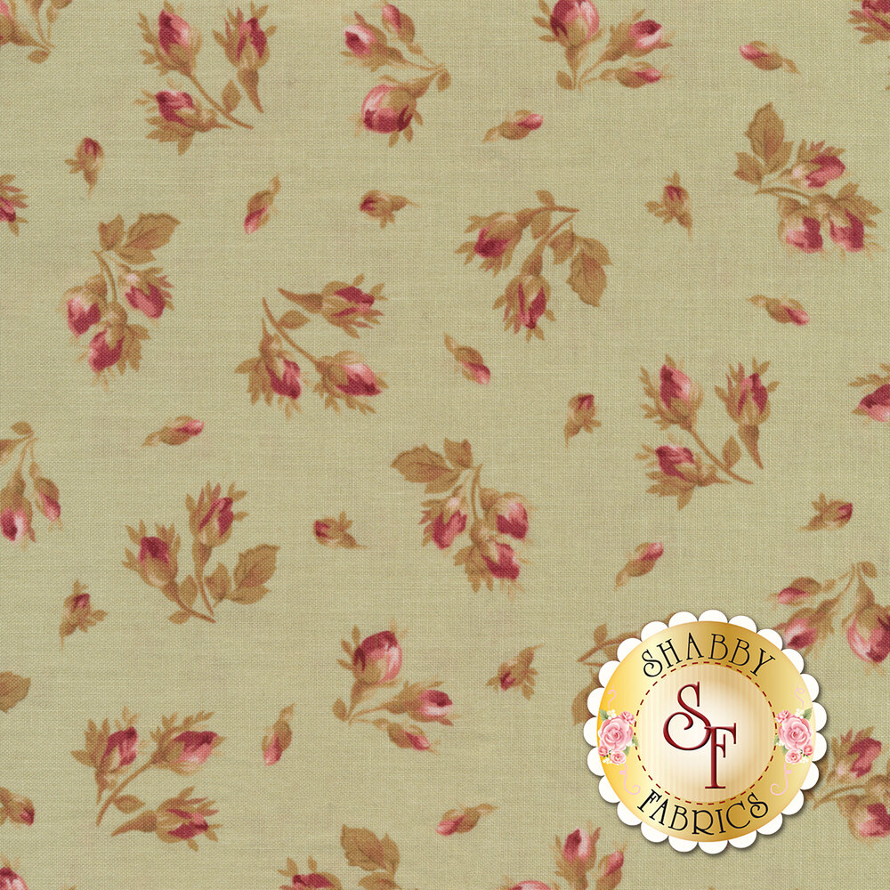 Burgundy & Blush 9362-G Available at Shabby Fabrics
