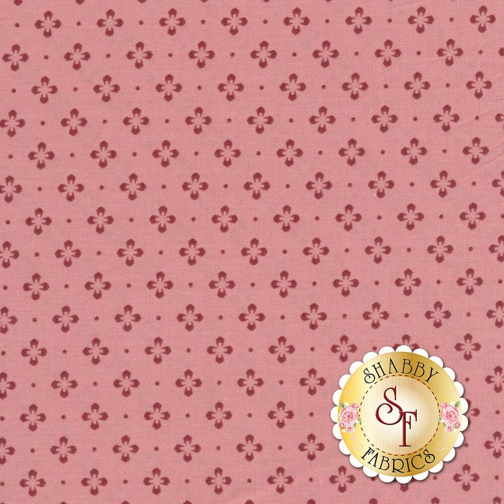 Burgundy & Blush 9366-P Available at Shabby Fabrics